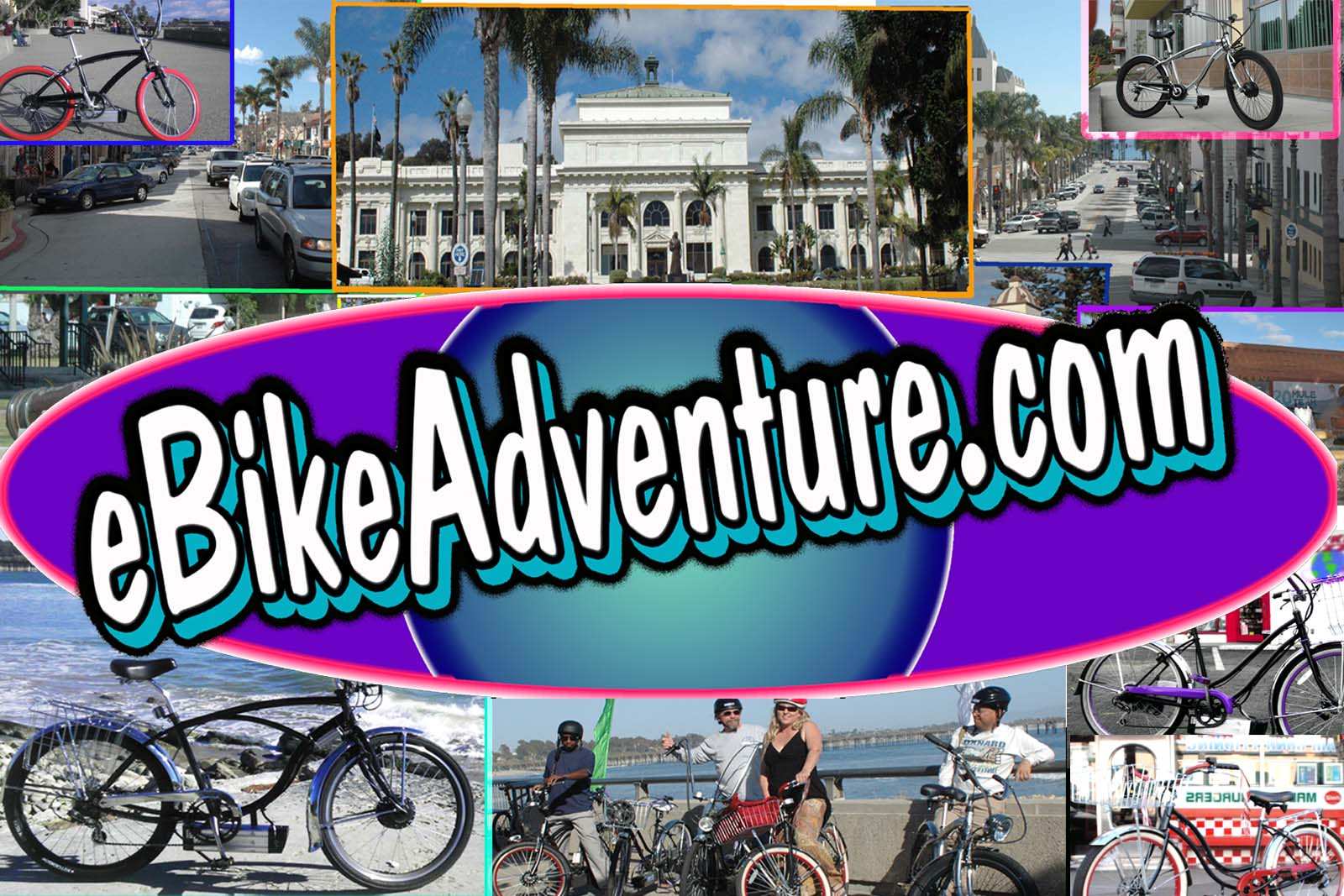 eBike Adventure w/sights